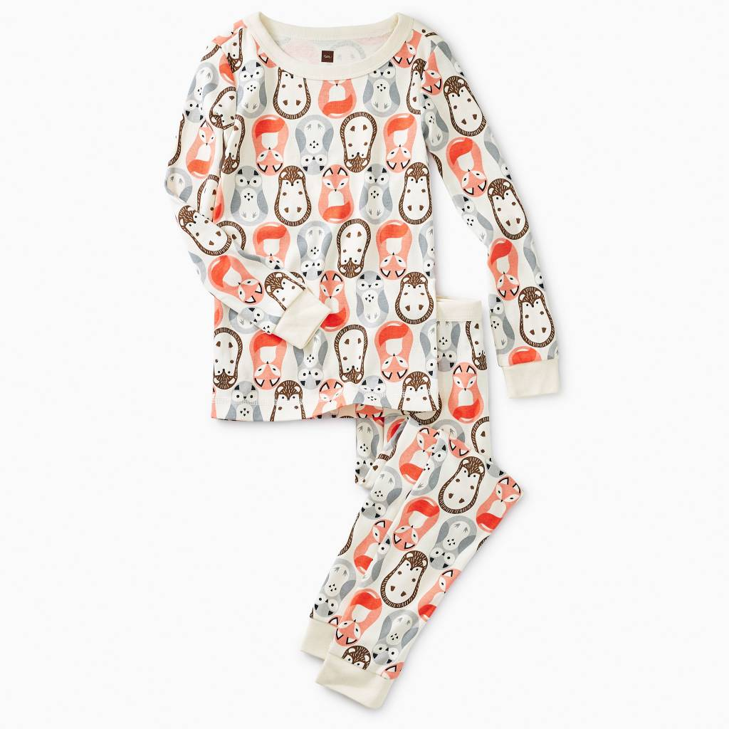 Tea Collection Woodland Nesting Pajamas