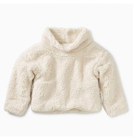 Tea Collection Sherpa Fleece Pullover