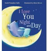 Macmillan I Love You Day and Night Board Book