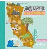 Gibbs Smith Books All Aboard California