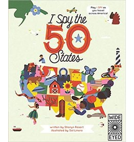 Hachette I Spy the 50 States