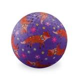 "Crocodile Creek 5"" Playground Ball - Foxes"