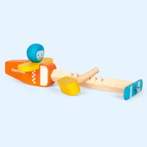 Plan Toys Spin N Fly Airplane
