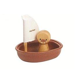 Plan Toys Sailing Boat - Walrus
