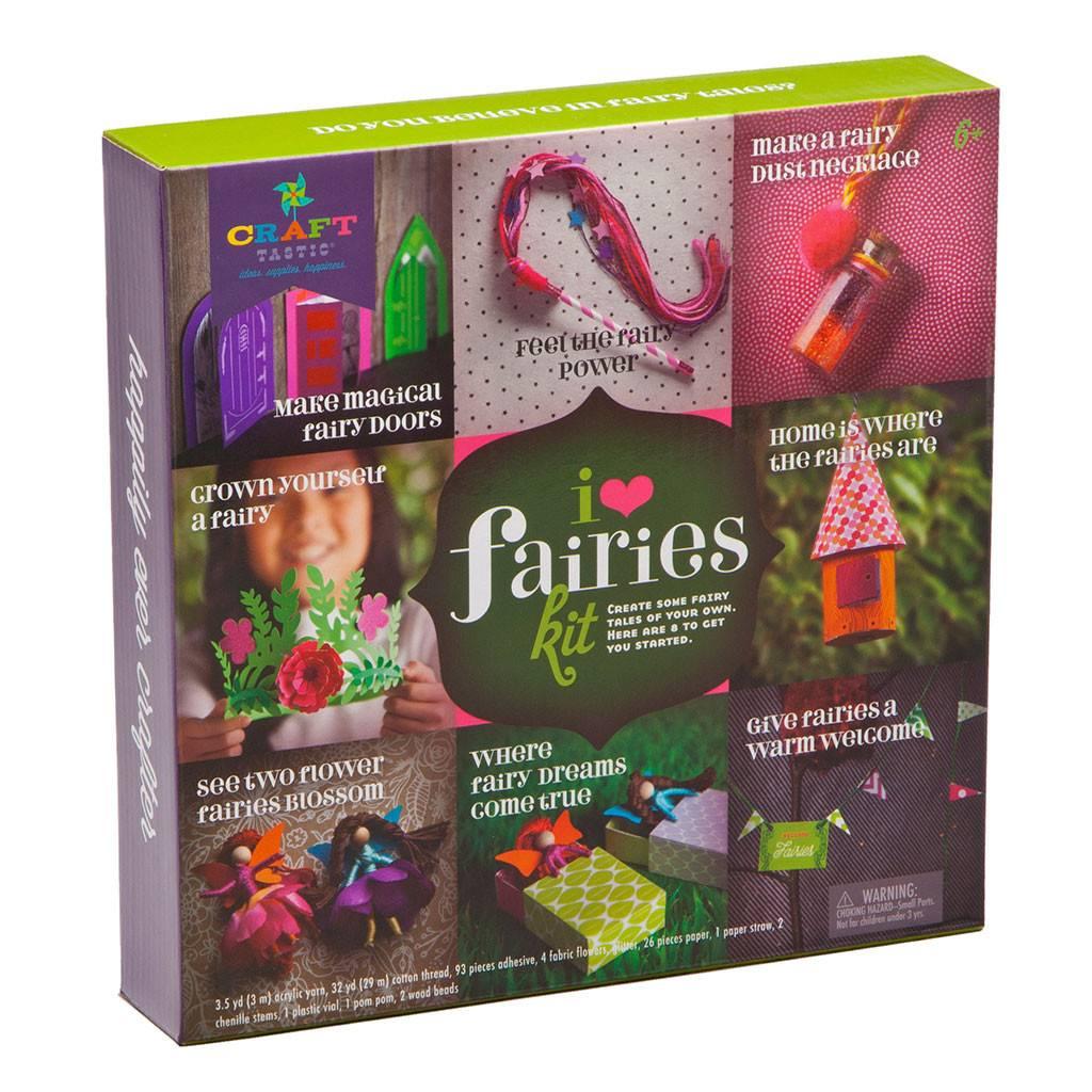 Ann Williams Group I Love Fairies Kit