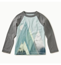 Tea Collection Moonlit Mountains Raglan Tee