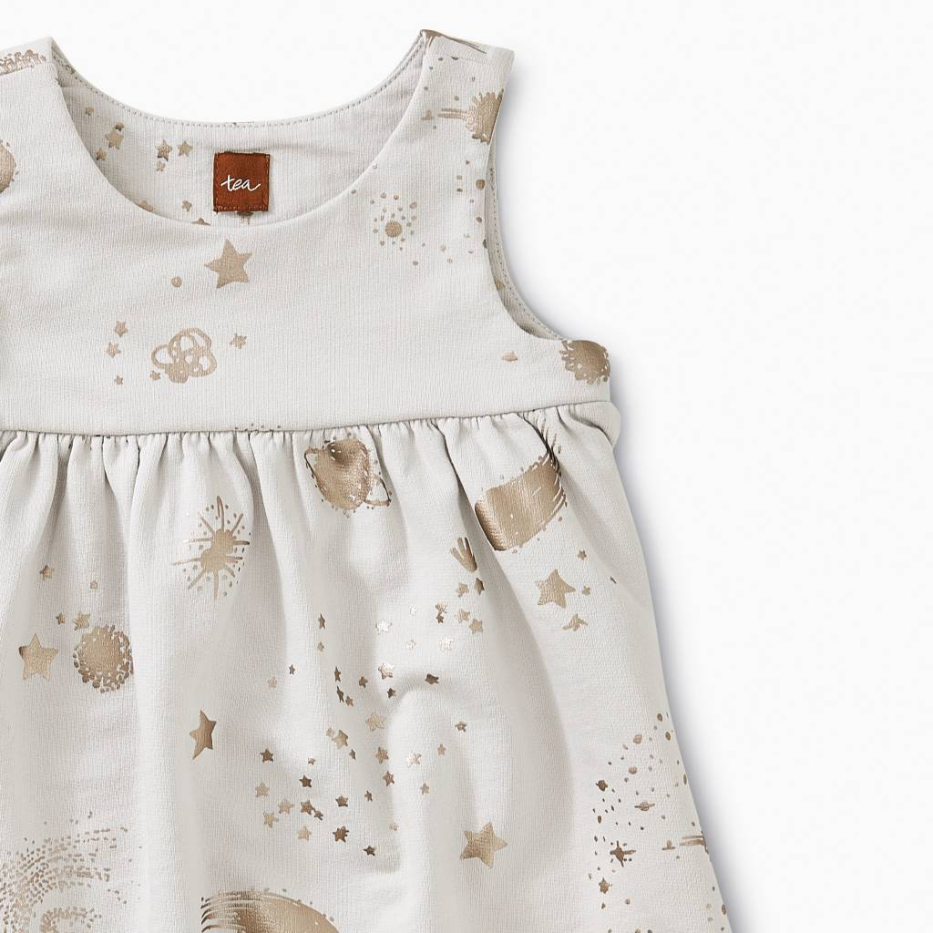 Tea Collection Starry Skies Baby Jumper