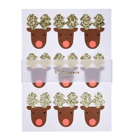 Meri Meri Reindeer Sticker Sheet