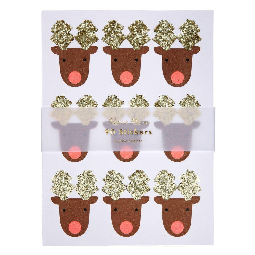Meri Meri Reindeer Sticker Sheet