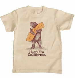 SF Mercantile Bear Hug Tee - Natural