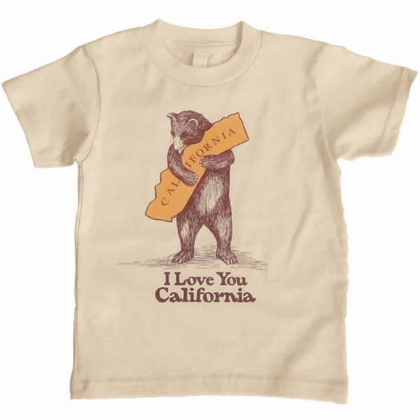 SF Mercantile Bear Hug Tee - Natural