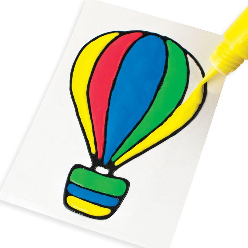 Ooly Creatibles DIY Window Cling Art Kit
