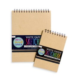 Ooly DIY Sketchbook, 8 x 10.5