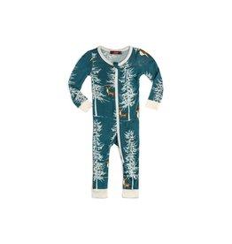 MilkBarn Christmas Buck Pajamas