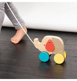 Wild & Wolf Elephant Pull Toy