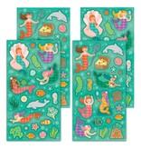 Petit Collage Mermaid Friends Stickers