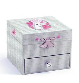 Djeco (Hotaling Imports) Musical Box - Sweet Rabbit's Son