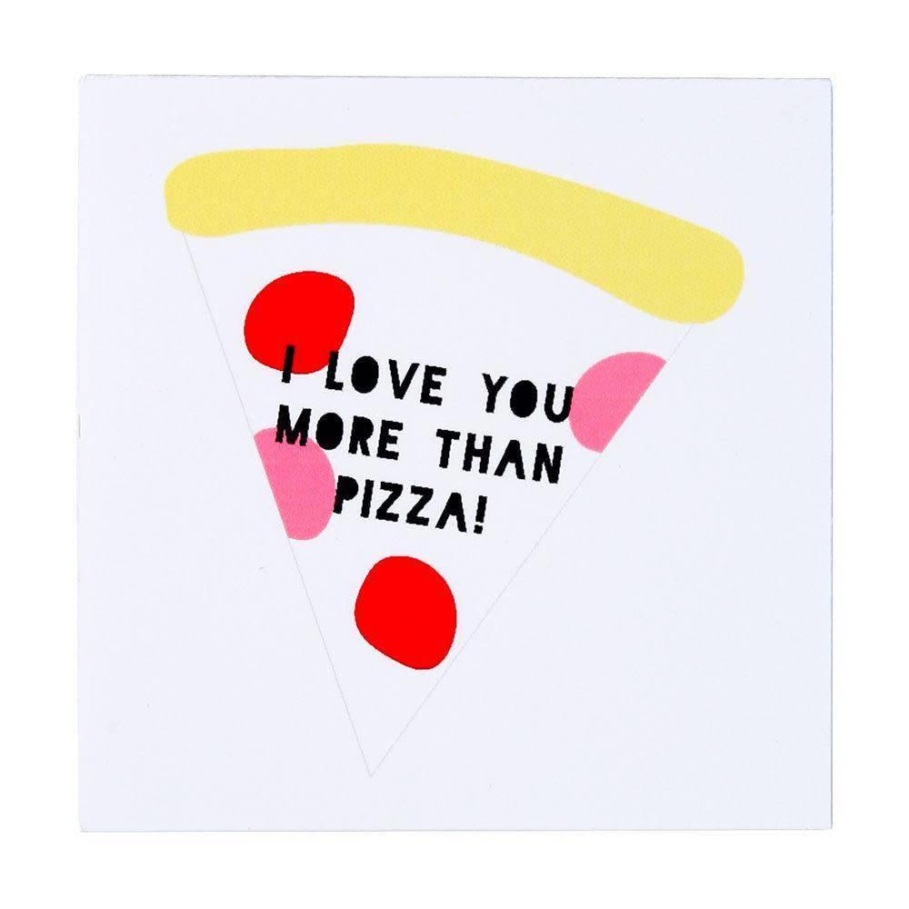 Meri Meri Fun Food Tattoo Love Notes