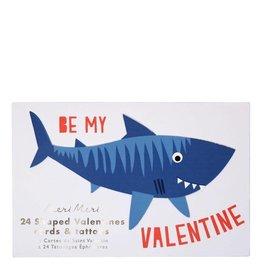 Meri Meri Shark Tattoo Love Notes