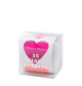 Meri Meri Heart Stickers