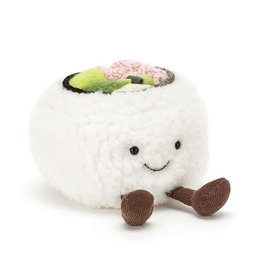 Jellycat California Sushi Roll