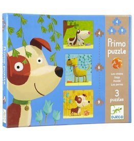 Djeco (Hotaling Imports) Dog Puzzle