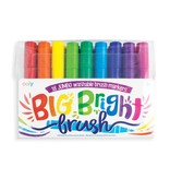 Ooly Big Bright Brush Markers