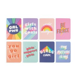 Ooly Pocket Pal Journals - Grl Pwr