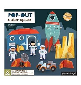 Petit Collage Pop-Out Space