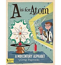 Gibbs Smith Books A is for Atom