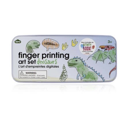 NPW Dino Fingerprinting Tins