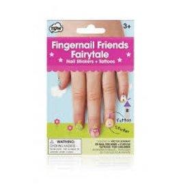 NPW Fairy Fingernail Friends & Tattoos