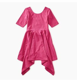 Tea Collection Handkerchief Hem Dress