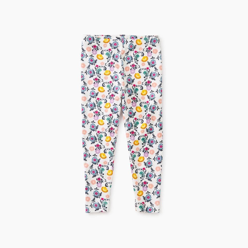 Tea Collection Lyrical Floral Baby Leggings
