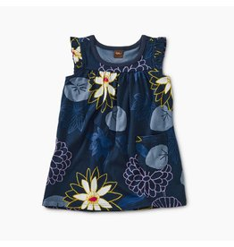 Tea Collection Lilypad Mighty Mini Baby Dress