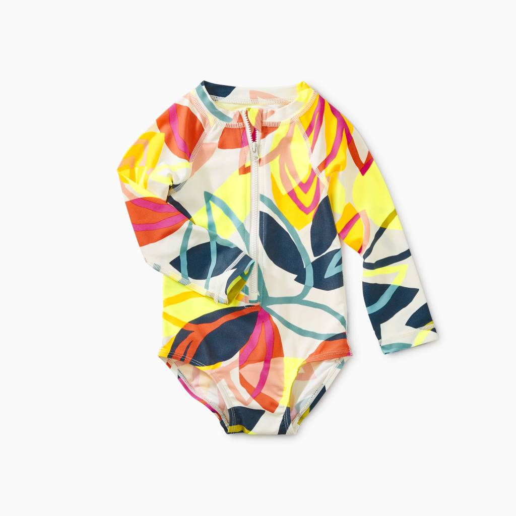Tea Collection Tradewinds Floral One Piece