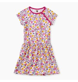 Tea Collection Tropical Toss Raglan Dress