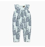 Tea Collection Peck of Pineapples Flutter Romper