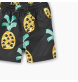 Tea Collection Pineapple Party Swim Trunks