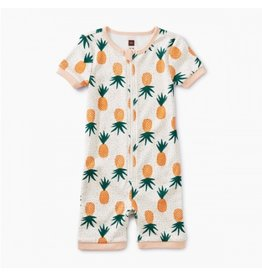 Tea Collection Pineapples a-Plenty Baby Pajamas