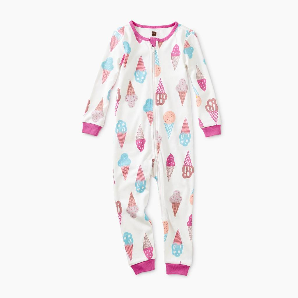 Tea Collection Sweet Scoops Baby Pajamas