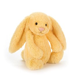 Jellycat Bashful Bunny Lemon - Medium