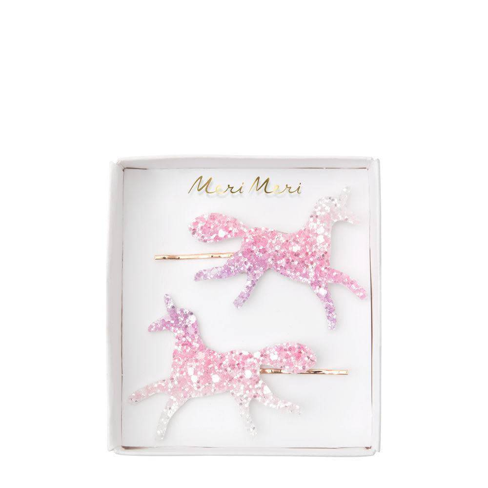 Meri Meri Unicorn Ombre Hair Slides
