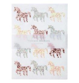 Meri Meri Unicorn Glitter Stickers