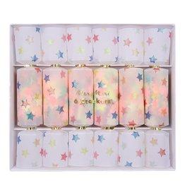 Meri Meri Star Confetti Crackers