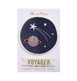 Meri Meri Space Embroidered Patch