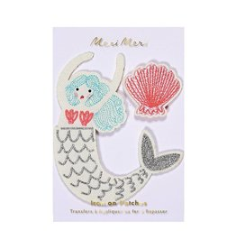 Meri Meri Mermaid Embroidered Patch