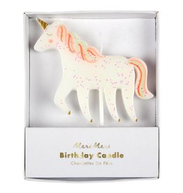 Meri Meri Large Unicorn Candle