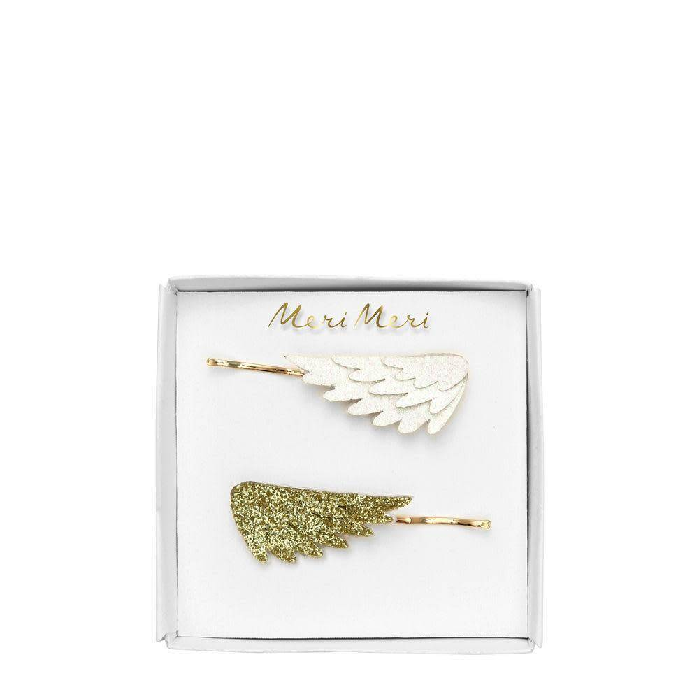 Meri Meri Glitter Wing Hair Slide