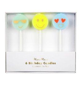 Meri Meri Emoji Candles